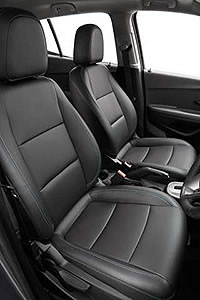 seating in the Holden Trax