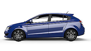 Proton Suprima S hatchback