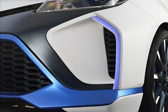 2013 Toyota Yaris concept