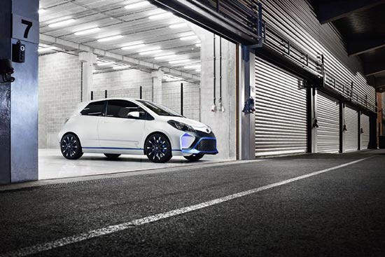 Toyota Yaris concept