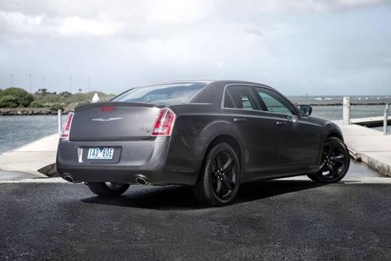 300S rear