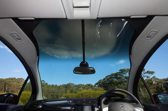 citroen c3 windscreen