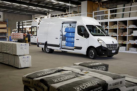high roof Renault Master