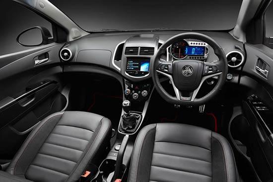 Barina RS interior