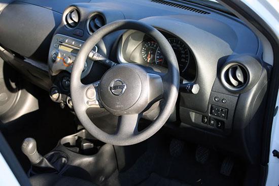 Nissan Micra ST-L