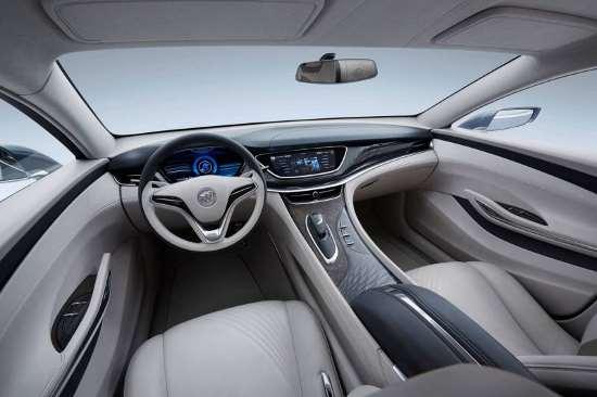 Buick Avenir Interior