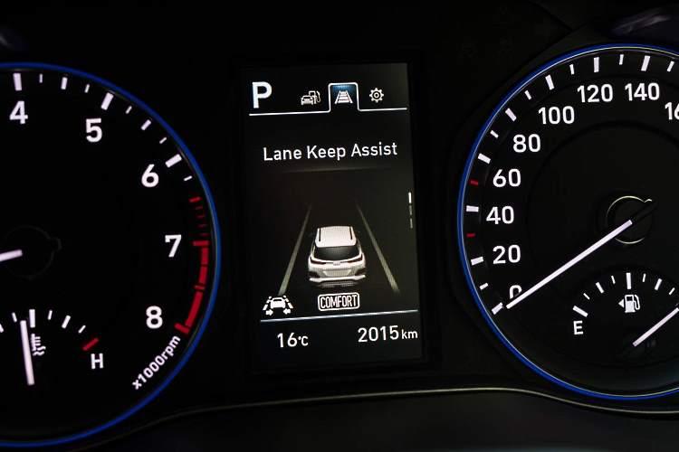 Hyundai Kona safety features