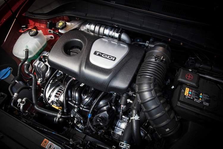 Hyundai Kona engine